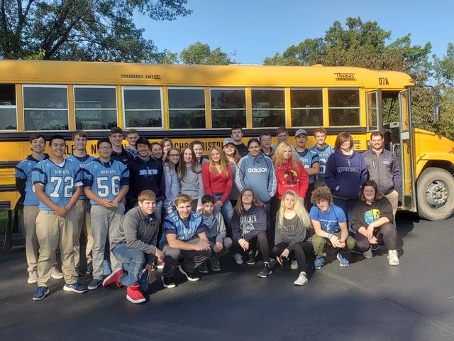 10th grade NMC visit
