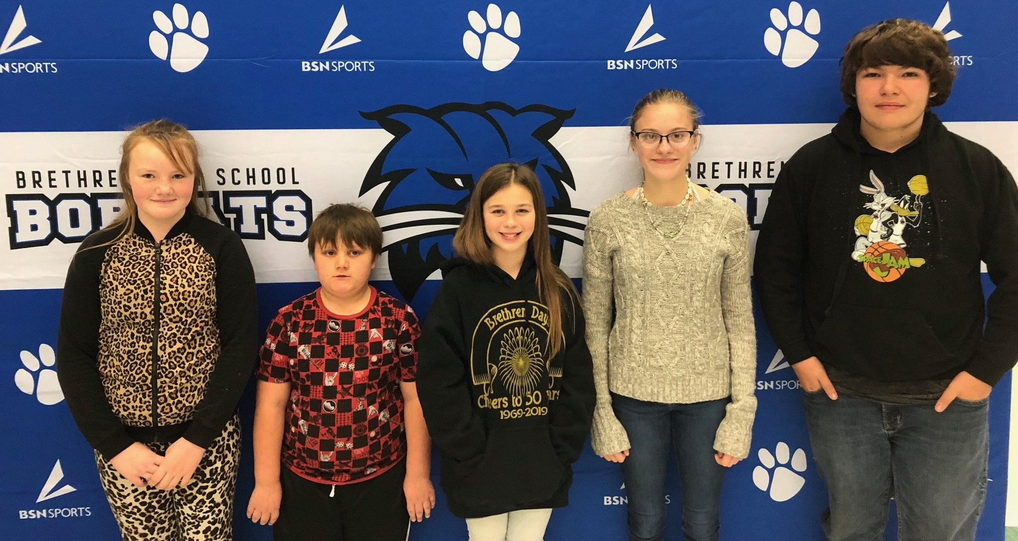 Congratulations: October Students of the Month